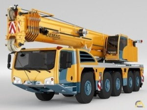 NEW 2019 Demag AC 160-5 180-Ton All Terrain Crane