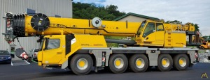New 2019 GMK5150L 150-Ton All Terrain Crane