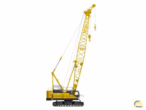 NEW 2019 Kobelco CK-1200G-2 120-Ton Lattice Boom Crawler Crane