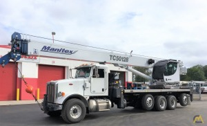 NEW 2019 Manitex TC50128S