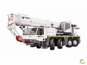 NEW 2019 Tadano ATF-100G-4 110-Ton All Terrain Crane