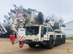 New 2019 Tadano Demag AC 130-5 140-Ton All Terrain Crane Available Immediately