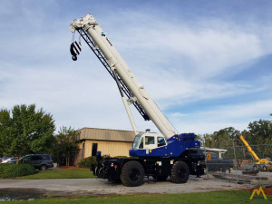 NEW 2019 Tadano GR-550XL-3 55-Ton Rough Terrain Crane