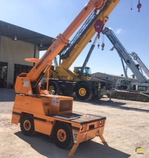 New 2020 Broderson IC-20-1K 2.5-Ton Carry Deck Crane