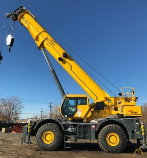 NEW 2020 Grove GRT8100 100-Ton Rough Terrain Crane