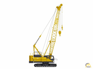 NEW 2020 Kobelco CK-1100G-2 110-Ton Lattice Boom Crawler Crane