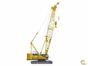 NEW 2020 Kobelco CK-1600G-2 160-Ton Lattice Boom Crawler Crane