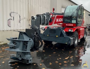 New 2019 Magni RTH 6.26 SH Telehandler w/ Kinshofer Grapple Saw