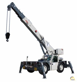 NEW 2020 Shuttlelift SCD20 20-Ton Carry Deck Crane