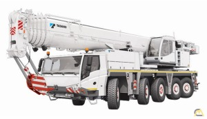 NEW 2020 Tadano ATF 130G-5 160-Ton All Terrain Crane