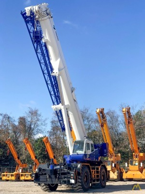 New 2020 Tadano GR-1000XL 100-Ton Rough Terrain Crane