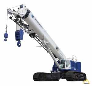 New 2021 Tadano Mantis GTC-1300 130-Ton Telescopic Crawler Crane