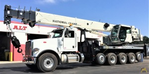 NEW 2022 National NTC55128 55-Ton Boom Truck Crane