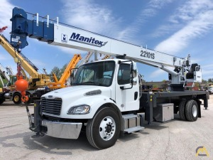 Manitex 22101S Specifications CraneMarket