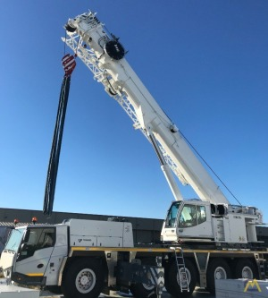 NEW Tadano ATF110G-5 130-Ton All Terrain Crane