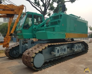 Nippon Sharyo DH900-5 90-Ton Lattice Boom Crawler Crane