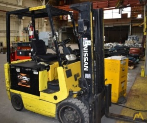 Nissan CYG MO2-L30 2S 3-Ton Forklift