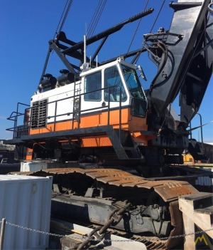 Northwest 190-D HD Lattice Boom Clamshell Crawler Crane