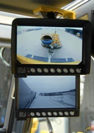 Orlaco Camera System for Boom Truck