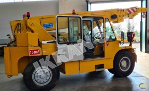 Ormig 16 tmE Electric Pick & Carry Crane