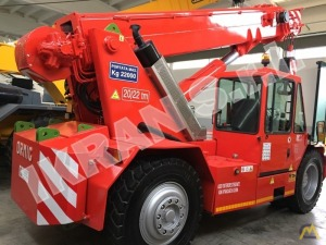 Ormig 20/22 TM Pick & Carry Crane