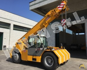 Ormig 25 tmE 25-Ton Pick and Carry Crane