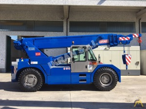 Ormig 33 tmE 33-ton Electric Pick and Carry Crane