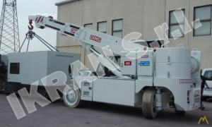 Ormig 40iE 40-Ton Electric Pick and Carry Crane
