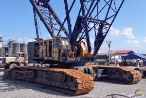 P&H 5300-R 300-ton Lattice Boom Crawler Crane