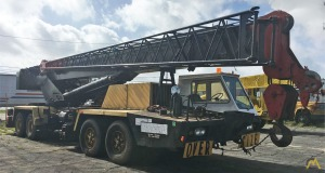 P&H Omega T-650 65-Ton Telescopic Truck Crane
