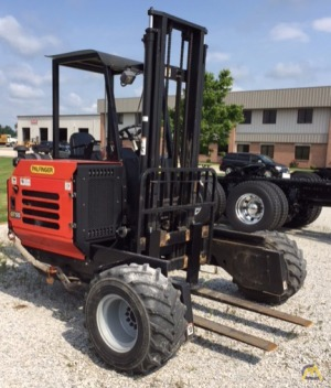 Palfinger GT55 Piggy Back Forklift with or without International 4400 Flatbed