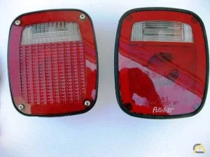 Peterbilt Tail Lights