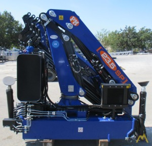 PM 23525 SP 23-ton Articulating Knuckle Boom Crane UNMOUNTED