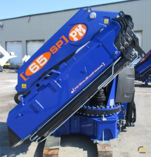 PM 65024 SP 65-ton UNMOUNTED Articulating Knuckle Boom Crane