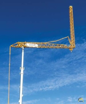 Potain 40-30 4.4-Ton Tower Crane