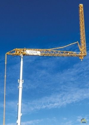 Potain Hup 40-30 4-Ton Tower Crane