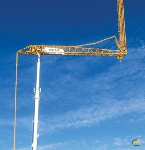 Potain HUP40-30 Tower Crane
