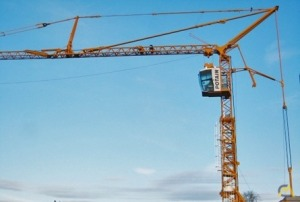 Potain IGO T 130 8-Ton Tower Crane