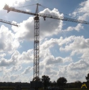 Potain MD 485 B M20 22-Ton Tower Crane