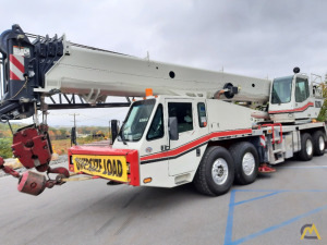 Ready to Work Link-Belt HTC-86100 100-Ton Hydraulic Truck Crane