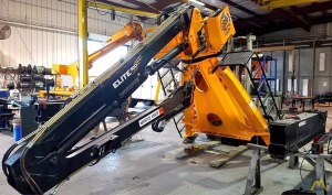 Rotobec ELITE 910 MT26 Knuckle Boom Loader