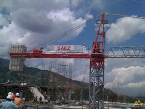 Saez S 46 4-Ton Tower Crane