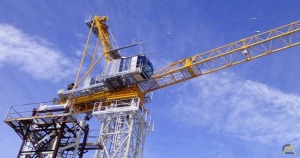 Saez SL 320 20-Ton Tower Crane