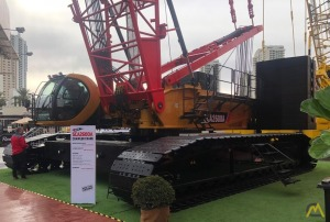 Aug 3rd - 5th Join Us for Sany N. America Demo Days and Run this crane