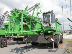 Sennebogen Rental & Used Cranes for Sale CraneMarket