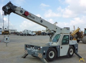 Shuttlelift 3339 9-Ton Carry Deck Crane