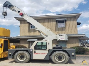 Shuttlelift 5540F 15-Ton Industrial Carry Deck Crane