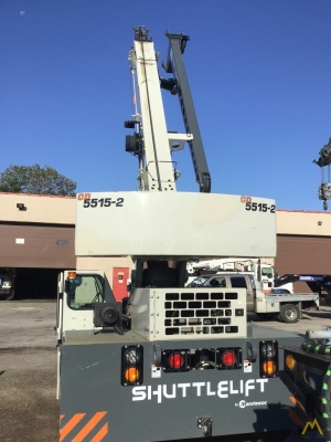 Shuttlelift CD5515-2 15-Ton Industrial Carry Deck Crane