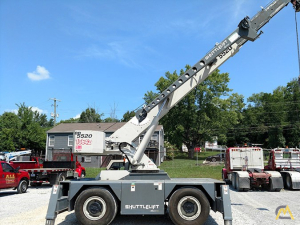 Shuttlelift CD5520 20-Ton Carry Deck Industrial Crane
