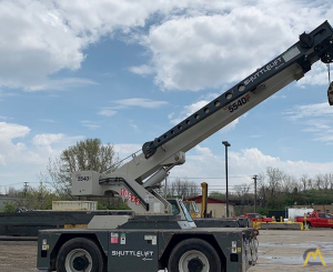 Shuttlelift CD5540F 15-Ton Carry Deck Industrial Crane